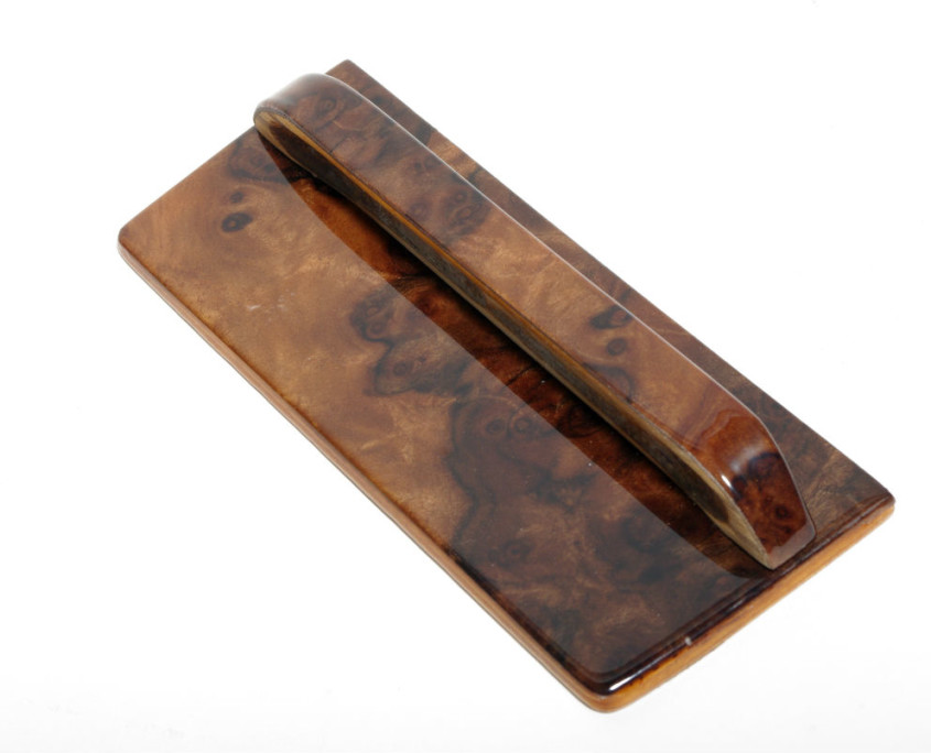 mercedes w116 burl wood ashtray trim 2