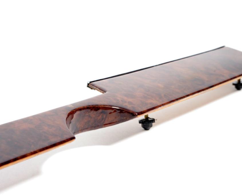 mercedes w116 burl wood dash board trim 3