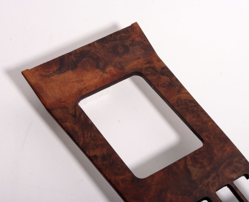 mercedes w124 burl wood shift cover 8