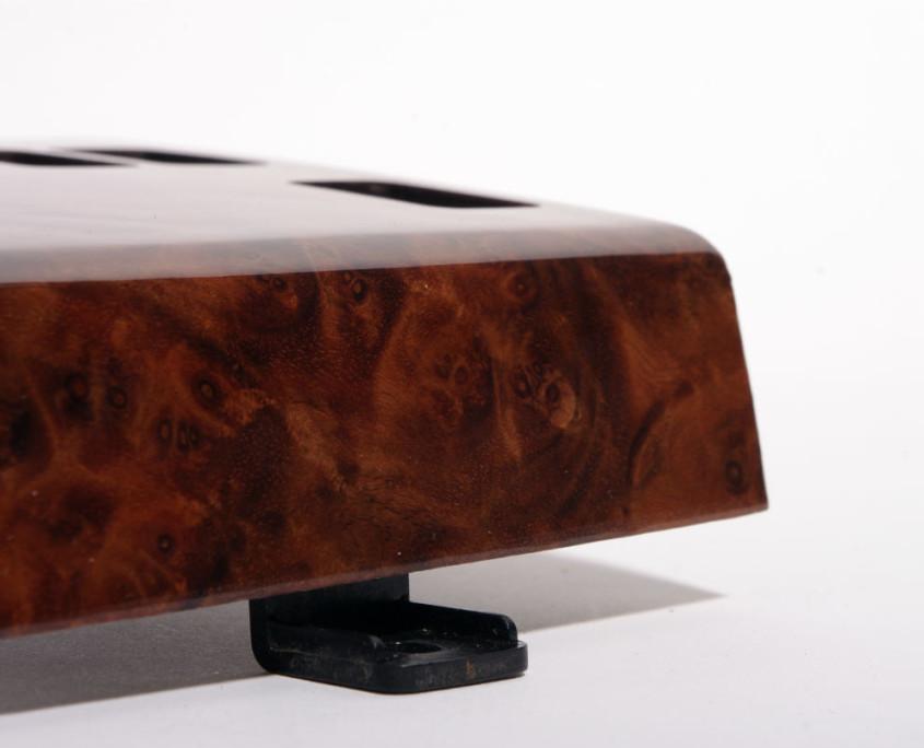 mercedes w124 burl wood shift cover 9
