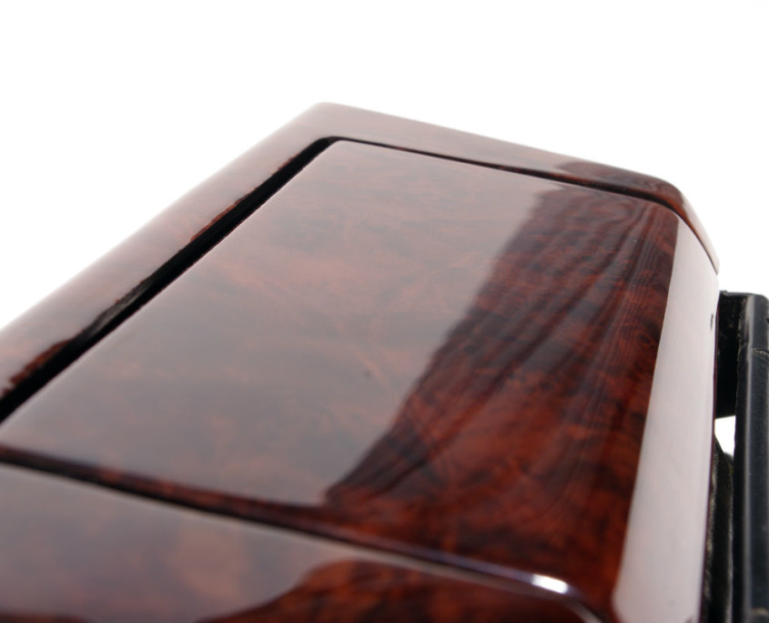 mercedes w201 burl wood ashtray trim 1200 2