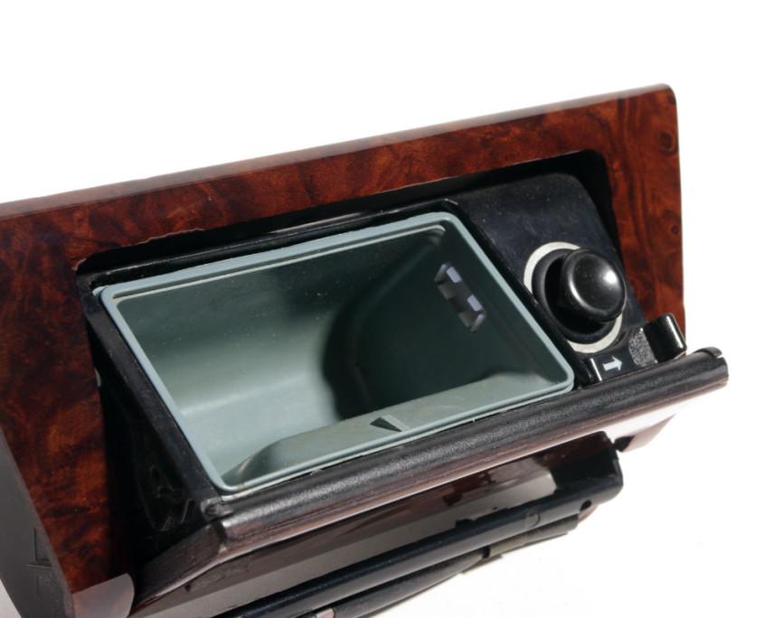 mercedes w201 burl wood ashtray trim 1200 3