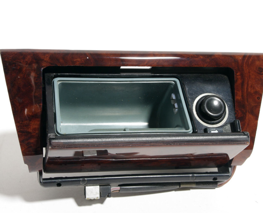 mercedes w201 burl wood ashtray trim 1200 4