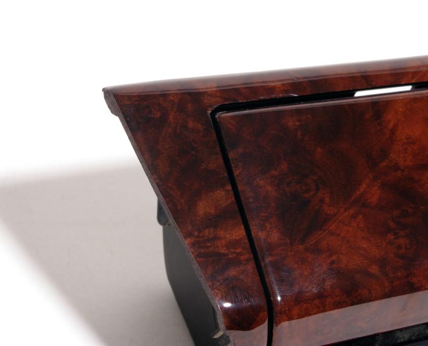mercedes w201 burl wood ashtray trim 1200 5
