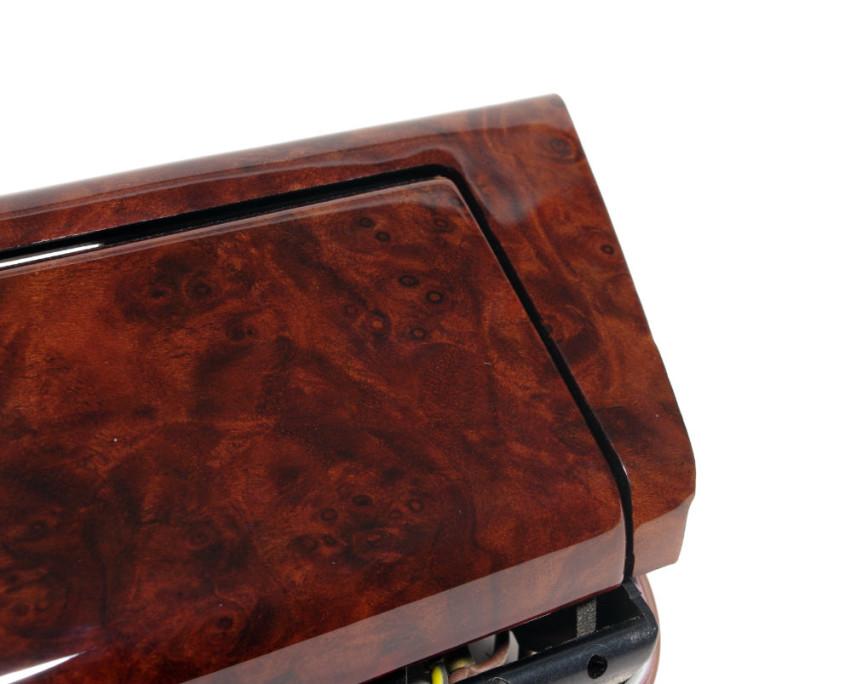 mercedes w201 burl wood ashtray trim 1200 6