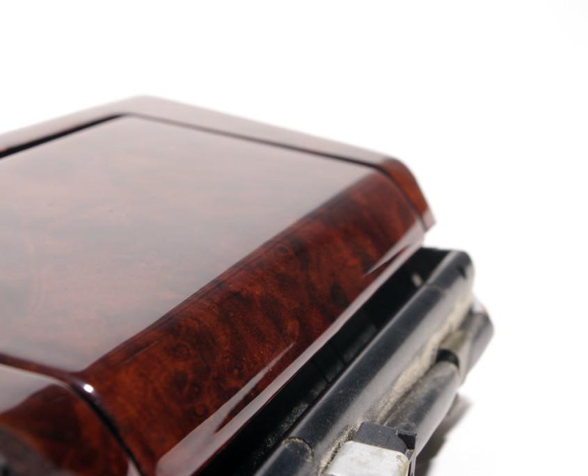 mercedes w201 burl wood ashtray trim 1200  7