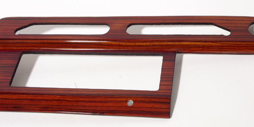mercedes w108 dash board trim left side 3