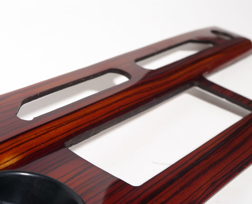 mercedes w108 dash board trim left side 7