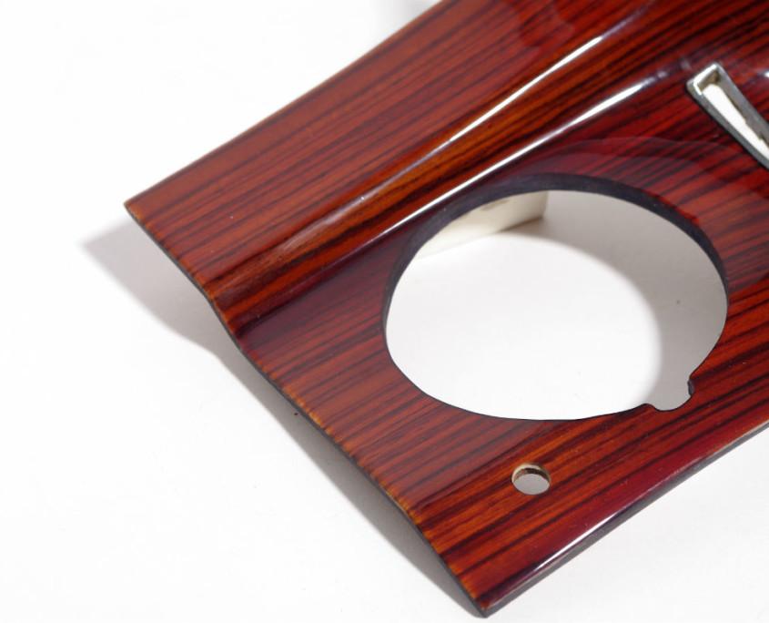 mercedes w108 dash right side wood trim 2