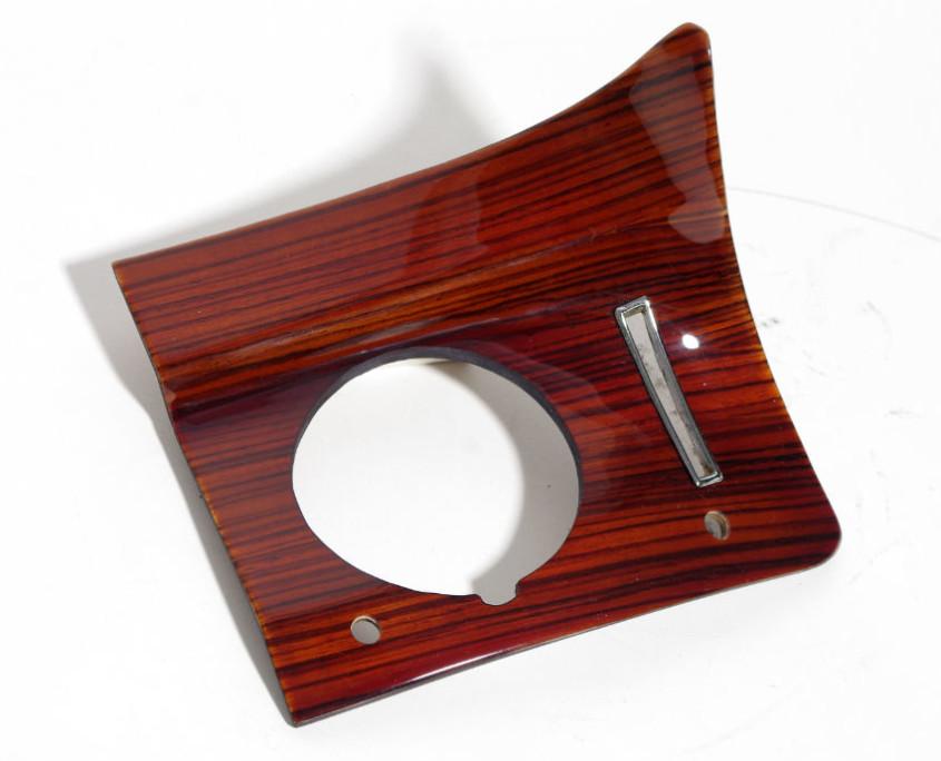 mercedes w108 dash right side wood trim