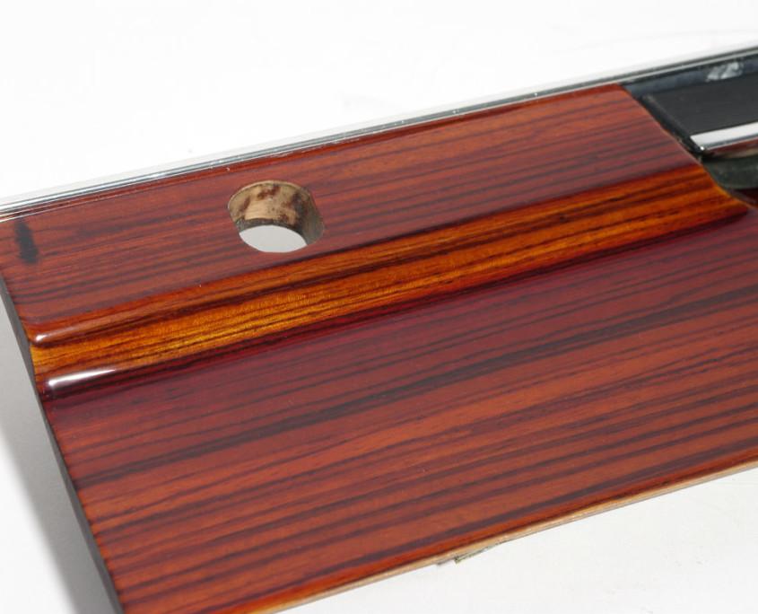 mercedes w108 glove box wood trim 1