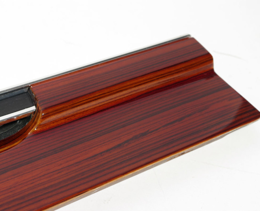 mercedes w108 glove box wood trim 3