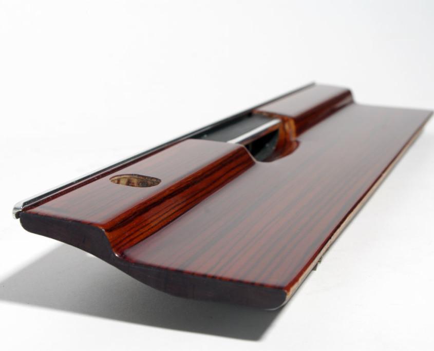 mercedes w108 glove box wood trim 5