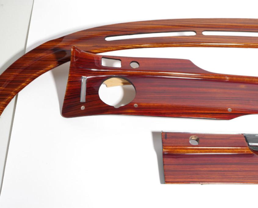 mercedes w108 wood trim set 1