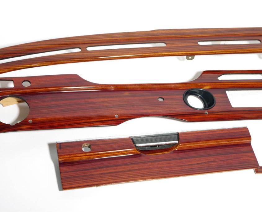mercedes w108 wood trim set 2